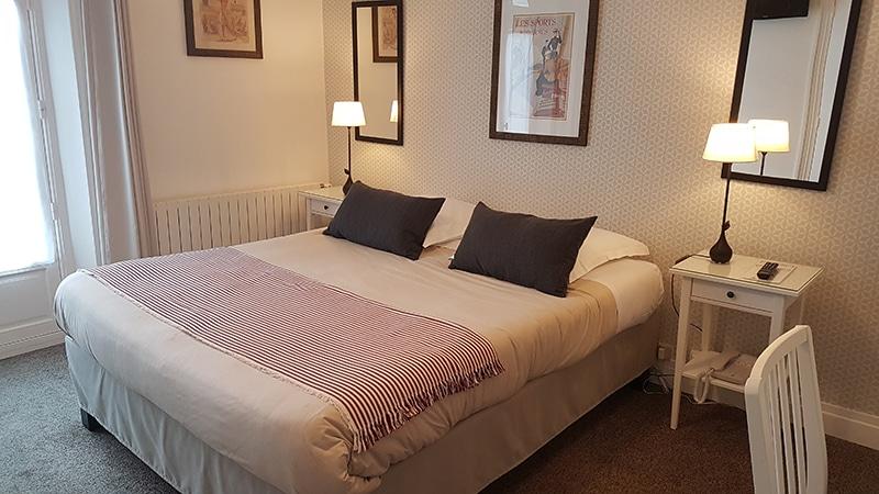 Chambre confort Balcon